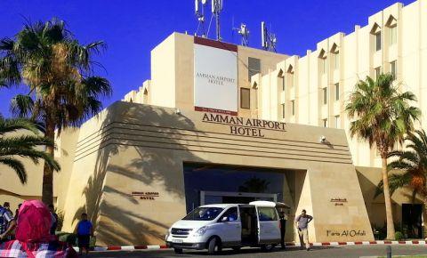 Aeroportul Queen Alia Amman