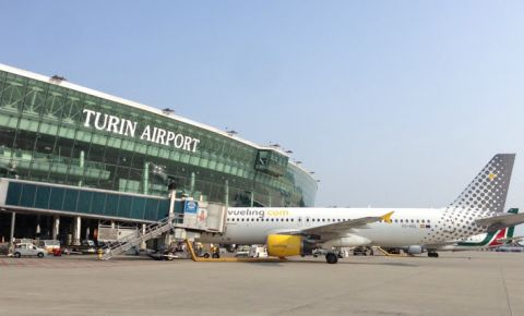 Aeroportul Turin Caselle