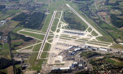 Aeroportul Zurich