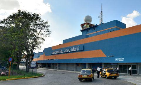 Aeropotul Havana José Martí