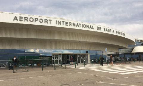 Bastia  -  Poretta