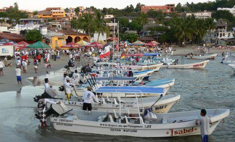Puerto Escondido International