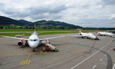 Aeroportul Berna - Belp