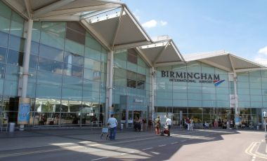 Aeroportul Birmingham