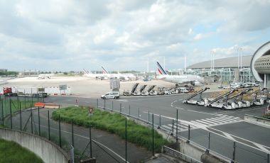 Aeroportul Charles de Gaulle Paris