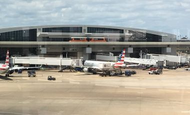 Aeroportul International Fort Worth - Dallas