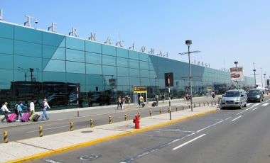 Aeroportul International Jorge Chávez – Lima