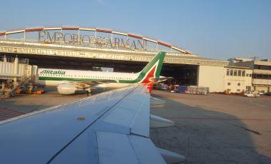 Aeroportul Milan Linate