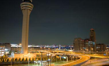 Aeropotul Haneda - Tokyo
