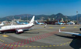 Aeroportul Cristoforo Colombo Genova/ Genoa
