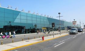 Aeroportul International Jorge Chávez – Lima