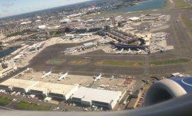 Aeroportul International Logan Boston