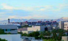 Aeroportul International McCarran - Las Vegas