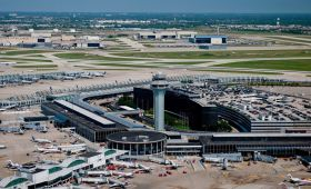 Aeroportul International O'Hare Chicago