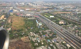 Aeroportul Suvarnabhumi - Bangkok