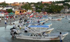 Puerto Escondido International