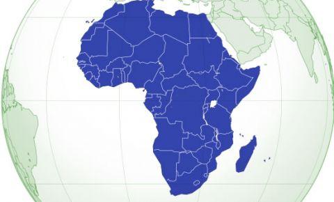 Steagurile tarilor din Africa