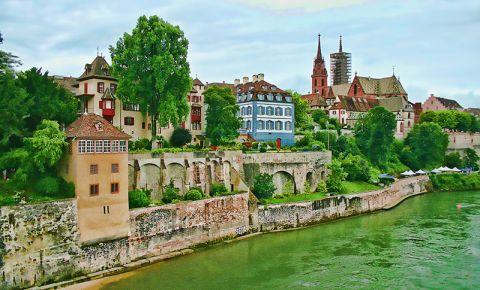 Turist pentru o zi in Basel