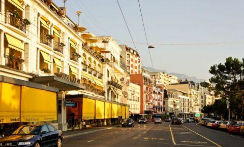 Pretrecerea timpului liber in Montreux