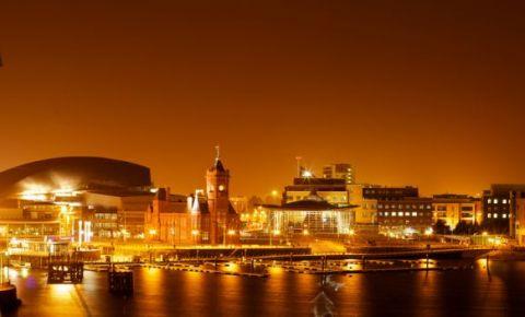 Petrecerea timpului liber in Cardiff