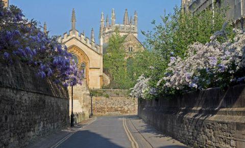 Petrecerea timpului liber in Oxford