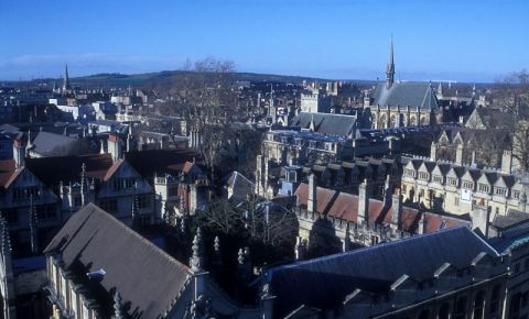 Turist pentru o zi in Oxford