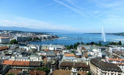 Turist pentru o zi in Geneva