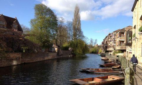 Petrecerea timpului liber in Cambridge