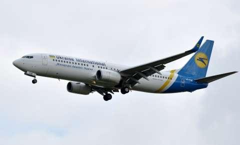 Ukraine Intl Airlines