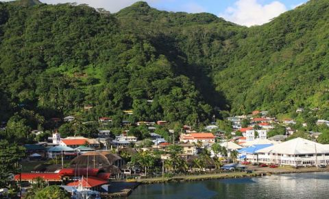 Insula Pago Pago