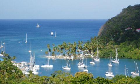 Insula Saint Lucia