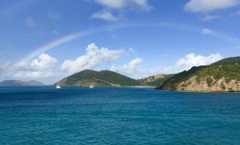 Jost Van Dyke Island