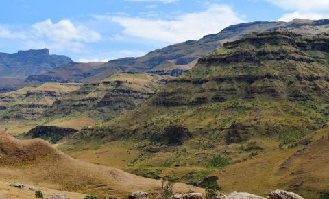Parcul National Sehlabathebe