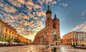 Evenimente din Cracovia