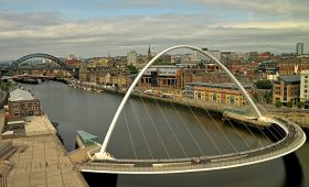 Evenimente din Newcastle (GB)