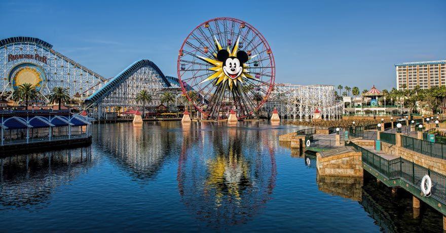 Disneyland Anaheim