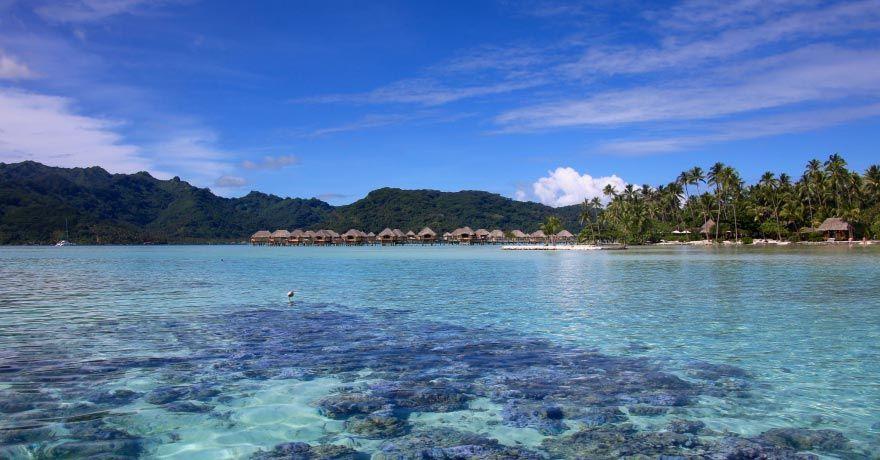 Insula Tahaa