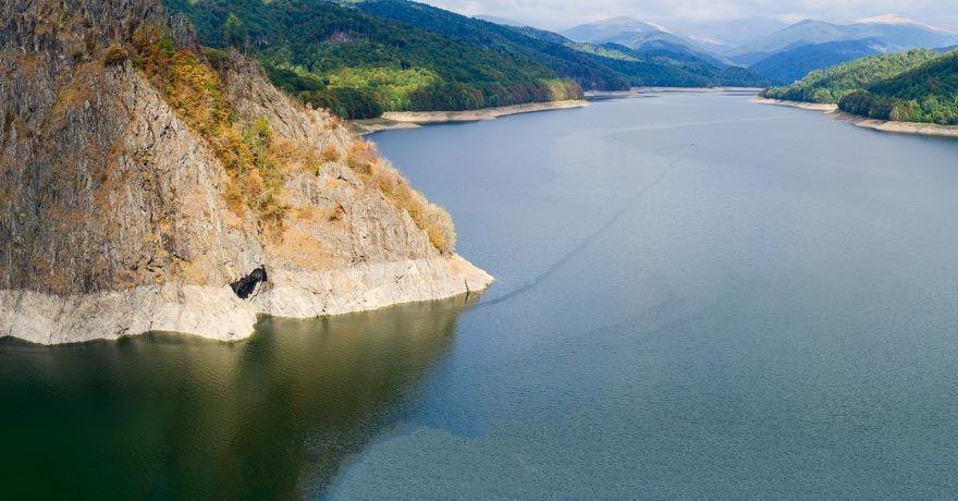 Lacul Vidraru
