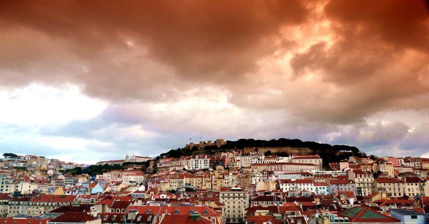 Panorama Lisabona