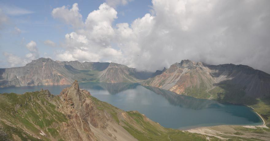 Muntele Baekdu
