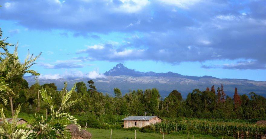 Parcul National Mount Kenya