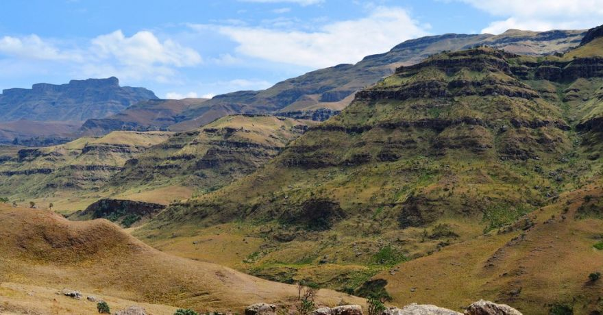 Ghid turistic Parcul National Sehlabathebe