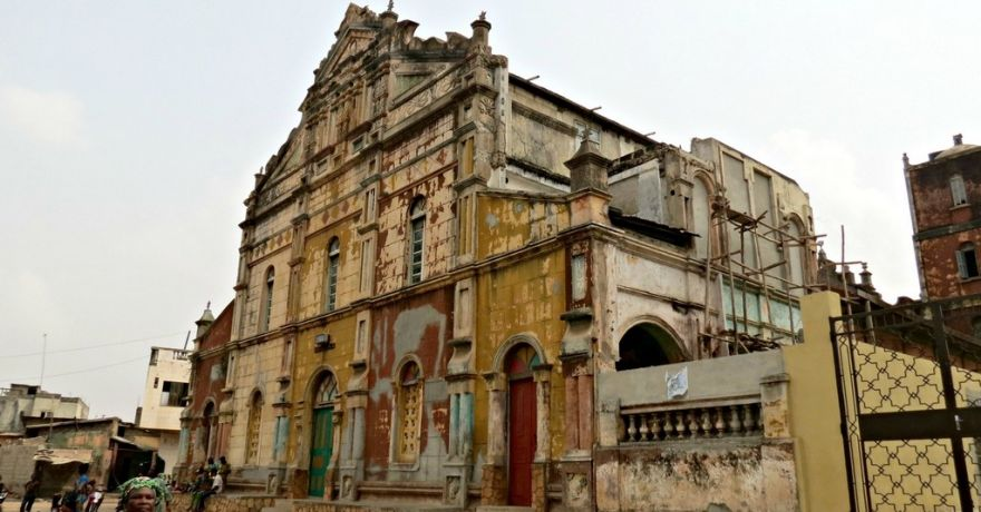 Ghid turistic Porto-Novo