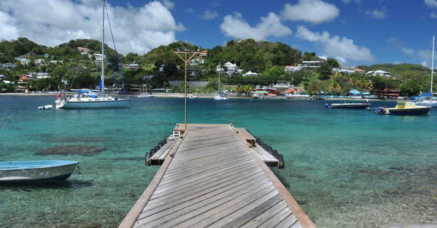 Saint Vincent Island