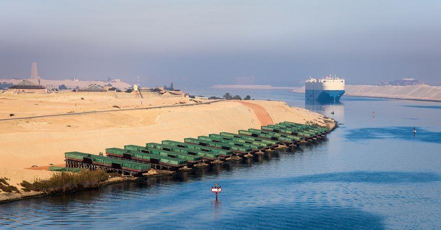 Suez Port