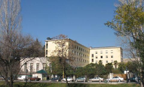 Academia de Stiinta din Tirana