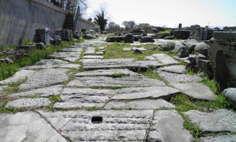 Amfiteatrul Roman din Durres