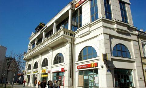 Magazine si piete in Novi Sad