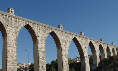 Apeductul Aguas Livres din Lisabona