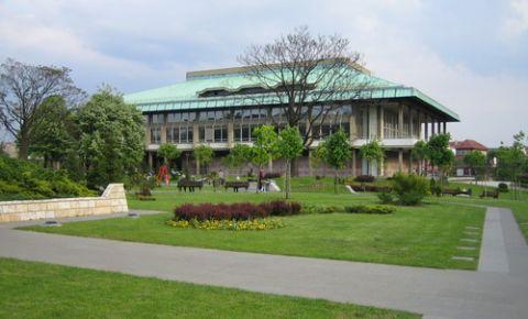 Biblioteca Nationala a Serbiei din Belgrad